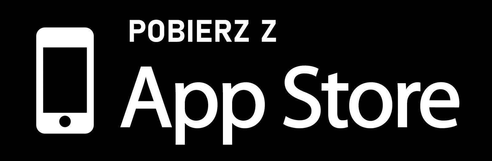 Przycisk App Store
